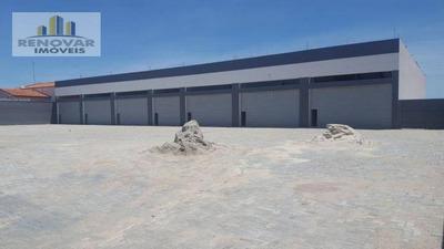 Galpão Comercial Para Locação, Conjunto Residencial Do Bosque, Mogi Das Cruzes - . - Ga0009