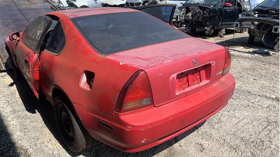 Honda Prelude 1993 Sucata Para Retirada De Peças