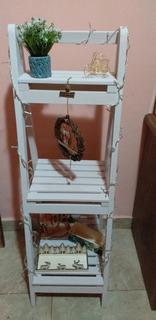 Escalera Decorativa, Fabricada Hace Poco Tiempo Y Negociable