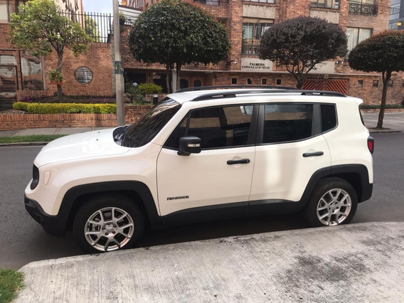 Jeep Renegade Sport Plus Automático 2019