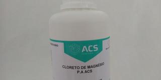Cloreto De Magnésio P.a Acs - Fr. 500g Marca Acs