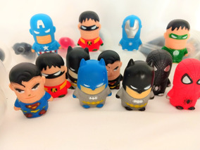 Super Herois 2 Pol 50 Unid Kit Festa E Lembrancinha S/juros
