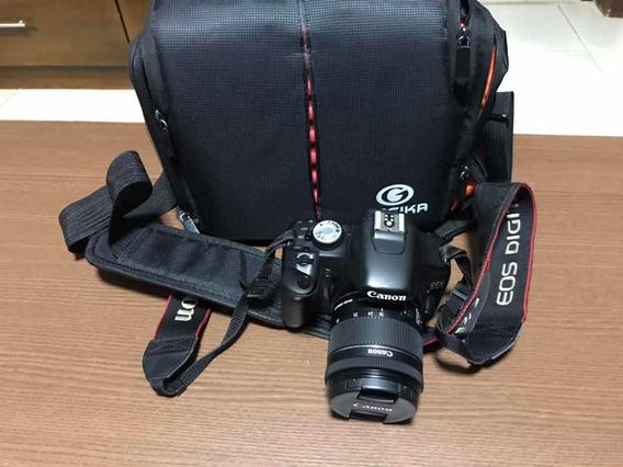 Camera Cânon Eos Rebel T1i