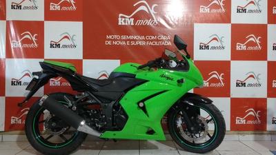 Kawasaki Ninja 250 2010 Verde