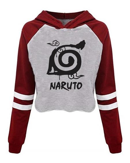Buzo Corto Anime - Naruto