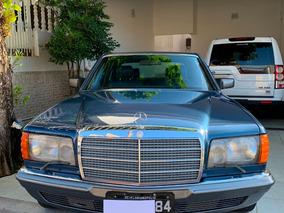 Mercedes Benz Antiga