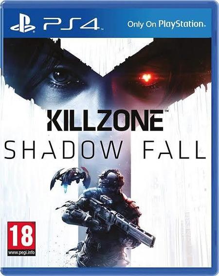 Killzone Shadow Fall - Ps4 Midia Fisica