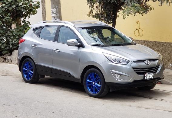 Hyundai Tucson Mecanico 4x2 Año 2015