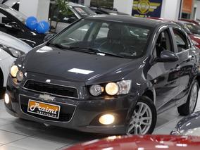 Chevrolet Sonic Sedan Ltz 1.6 16v Flex Automático 2013