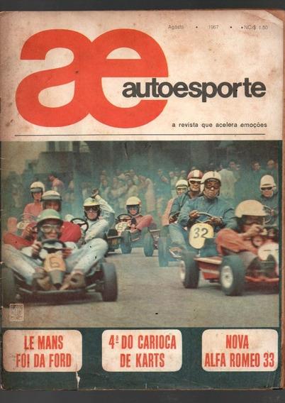 Revista Auto Esporte 4 Revistas A Sua Escolha (150)