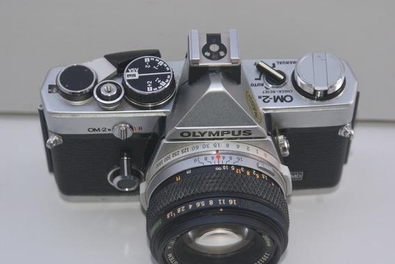 Câmera Olympus Om2n