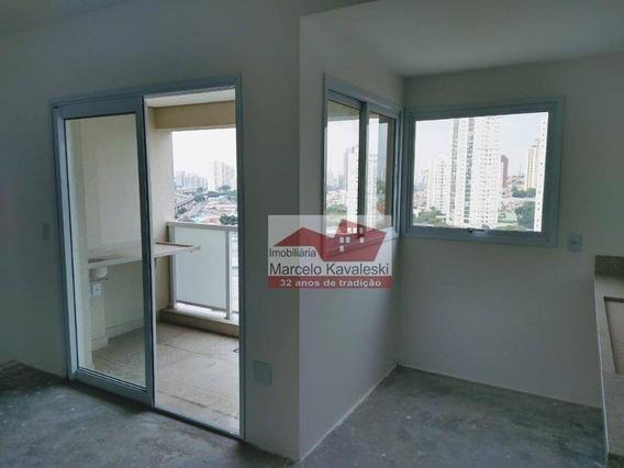 Apartamento Com 1 Dormitório À Venda, 34 M² Por R$ 330.000,00 - Vila Prudente - São Paulo/sp - Ap11470