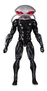 Dc Essentials Black Manta Dc Collectibles - Robot Negro