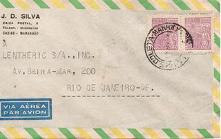 Antiguidade Caxias Maranhão 1949 José Delfino Da Silva