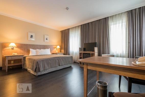 Apartamento Para Aluguel - Brooklin, 1 Quarto, 32 - 893079008