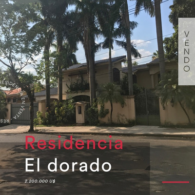 Vendo Hermosa Mansion Amueblada Zona Mariscal Lopez