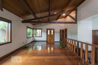 Apartamento Térreo Com 4 Dormitórios E 7 Garagens - Id: 892880208 - 180208