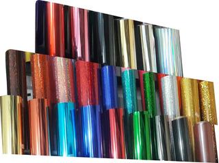 Vinilo Holográfico Textil Termotransferible (duracal)polgraf