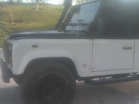 Land Rover Defender 2001/2002