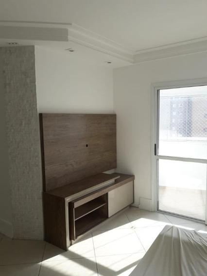 Apartamento Com 3 Dormitórios Para Alugar, 92 M² Por R$ 2.700,00/mês - Jardim Bela Vista - Santo André/sp - Ap5303