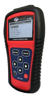 Scanner Automotivo Obd2 Dm 290p Original Dm Ferramentas