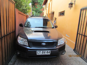 Subaru Forester Xt Turbo Motor 2500 Cc Color Gris Oscuro ,