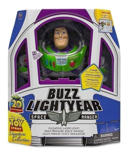 Toy Story - Buzz Lightyear - Space Ranger - Autentico