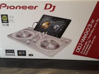 Consola Dj Pioneer Wego3 W