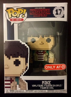 Funko Pop Stranger Things Mike #17 - Target Exclusive