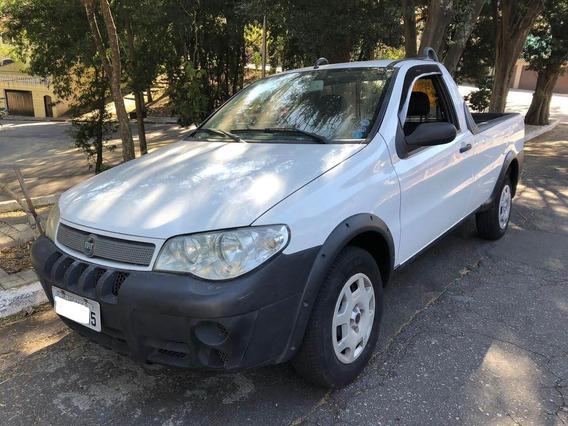 Fiat Strada Trekking 1.8 2007 Cabine Simples