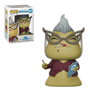 Funko Pop Disney - Monster Inc - Roz Original #387