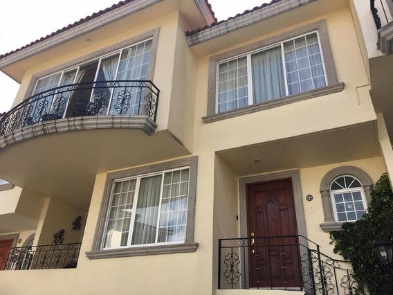 Interlomas, Hacienda De Las Palmas, Hermosa Casa En Renta Am