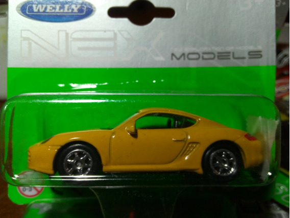 Welly Porsche Cayman S 1/60 Rosario