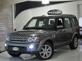 Land Rover Discovery 4 3.0 Se 4x4 V6 2011 Turbo Diesel