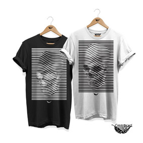 Camisa Camiseta Caveira 3d Blusa Regata Feminina E Masculina