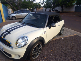 Mini Cooper Cabrio Conversivel S Turbo