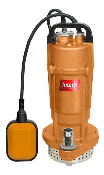 Bomba Água Submersível Água Suja 1/2cv Bst500 Intech Machine