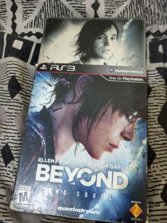 Beyond Two Souls Ps3 Steelbook Edition Venta Raro Colección