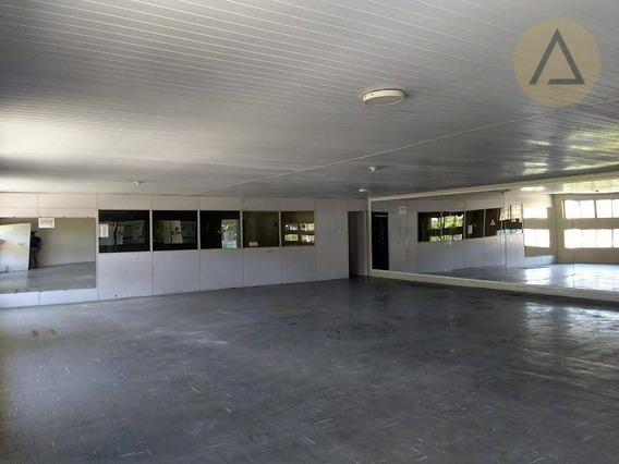 Salão Comercial Para Locação, São Marcos, Macaé. - Sl0002