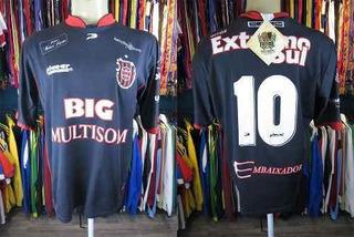 Brasil De Pelotas 2006 Camisa Reserva Tamanho Gg Número 10.