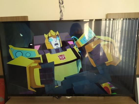 Smart Tv, 43 Polegadas, Aoc