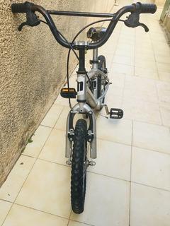 Bicicleta Necchi Zeta Ponteza, Retira X Ramos Mejia