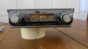 Rádio Antigo Nissei 4 Faixas.