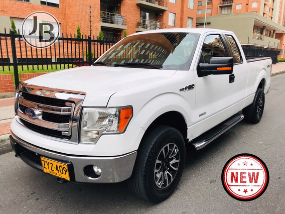 Ford F-150 Xlt Space Cab V6 Ecoboost 4x4 Twin Turbo