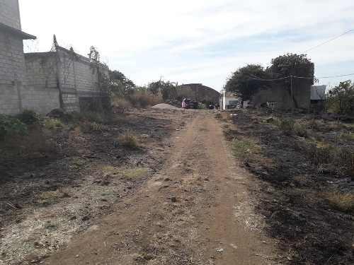 Venta De Terreno En Corral Grande, Oaxtepec