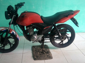 Honda Fan Cg 125 Ks