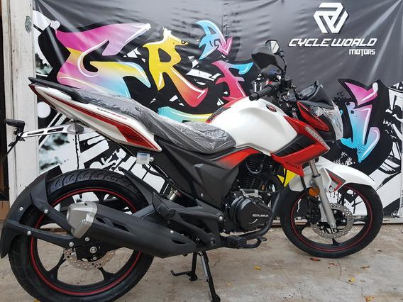 Gilera Vc 200 Naked Next 6 Vel 0km 2018 Reservala Ya 12/6