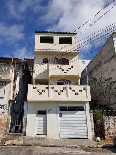Sobrado À Venda, 200 M² Por R$ 630.000,00 - Parque Casa De Pedra - São Paulo/sp - So2537