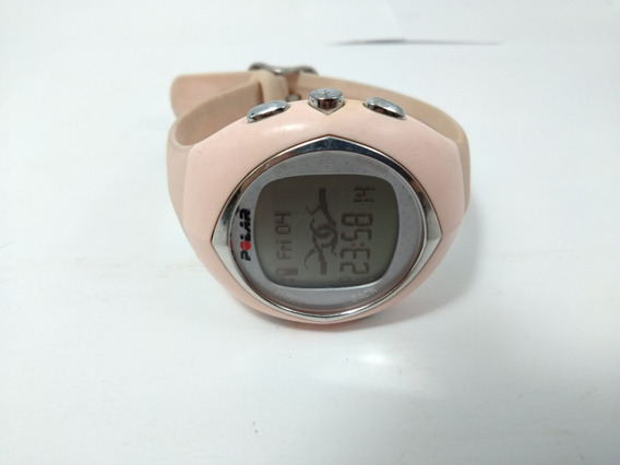 Relógio Polar Rosa
