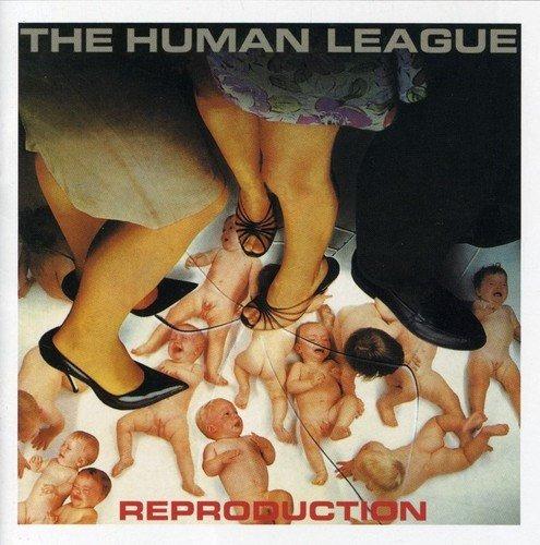 Cd : The Human League - Reproduction (cd)